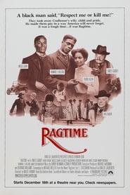"""Affiche du film """"Ragtime"""""""