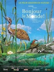 """Affiche du film """"Bonjour le monde !"""""""