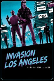 "Affiche du film ""Invasion Los Angeles"""