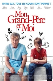 """Affiche du film """"Mon grand-père et moi"""""""