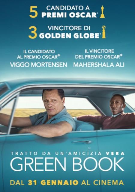 Green Book  Cinema Metropolis Umbertide