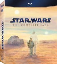 star wars blue ray
