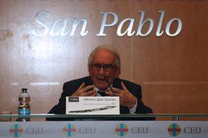 Ponencia de Clausura: D. Alfonso López Quintás