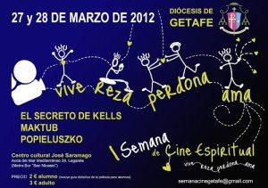 Getafe estrena su Semana de Cine Espiritual