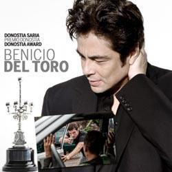 Cinemanet | Premio Donostia | benicio del toro