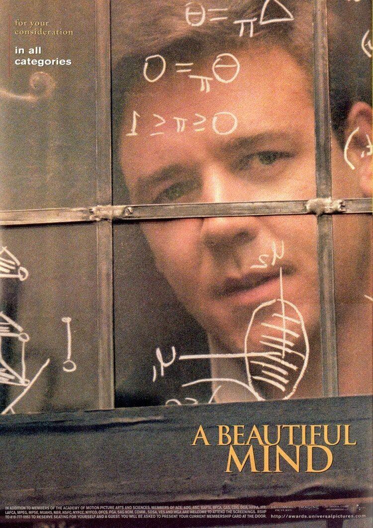 Cinemanet | Una mente maravillosa