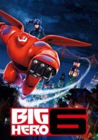 Cinemanet   Big Hero 6 póster