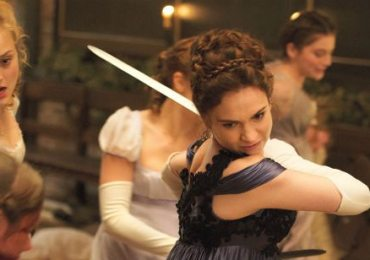 CinemaNet Orgullo prejuicio zombies jane austen