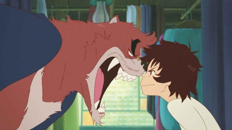 CinemaNet El niño y la bestia Hosoda anime