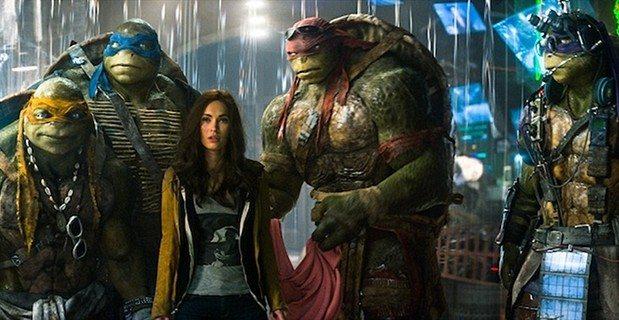 Ninja Turtles Tortugas ninja fuera sombras CinemaNet Megan Fox