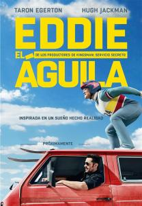 Eddie el águila feel good hugh jackman calgary cinemanet