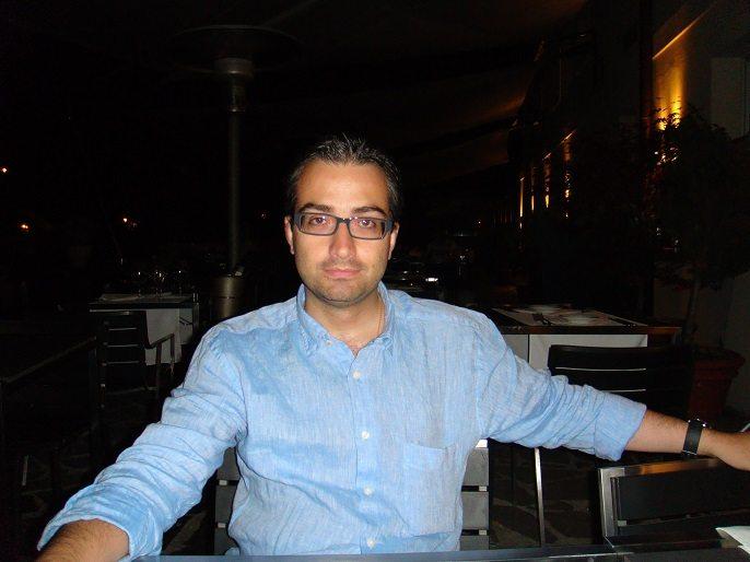 José Luis Panero actor CinemaNet entrevista