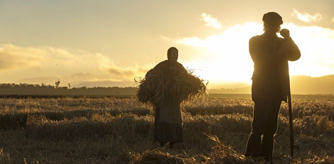 CinemaNet Sunset Song Terence Davies
