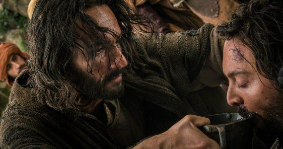 CinemaNet nuevo Ben Hur Rodrigo Santoro Jesus Jesucristo