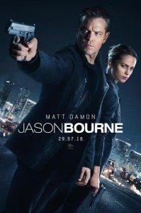 Jason Bourne Matt Damon Alicia Vikander