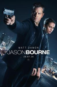 Jason Bourne Matt Damon Alicia Vikander