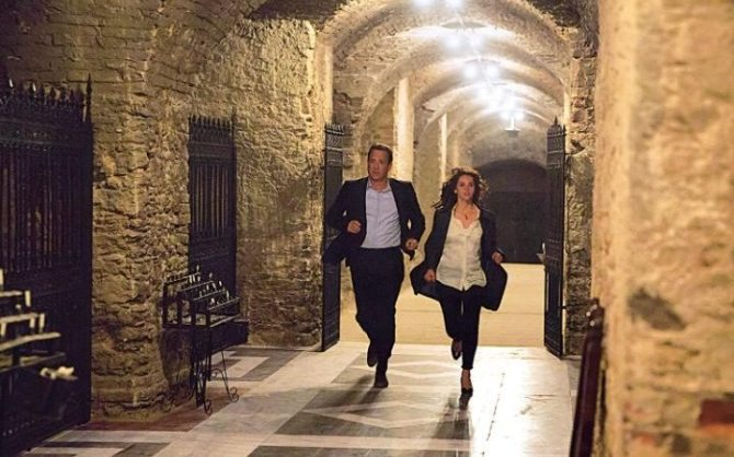 Inferno CinemaNet Tom Hanks Dan Brown