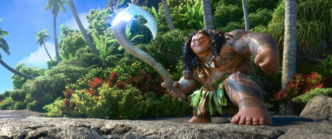 CinemaNet Vaiana Disney Moana