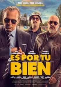 CinemaNet Es por tu bien José Coronado Javier Camara