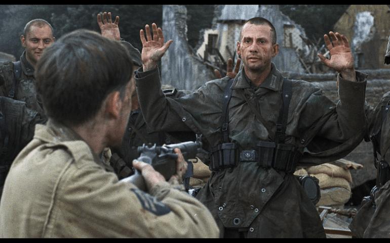 CinemaNet Microrrelatos guerra