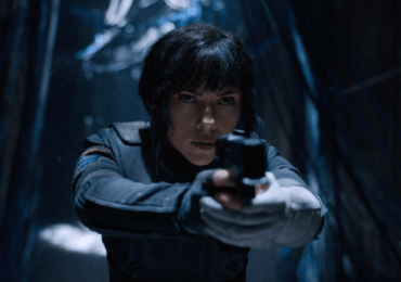 CinemaNet Ghost in the shell Scarlett Johansson