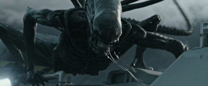 Alien Covenant CinemaNet Ridley Scott