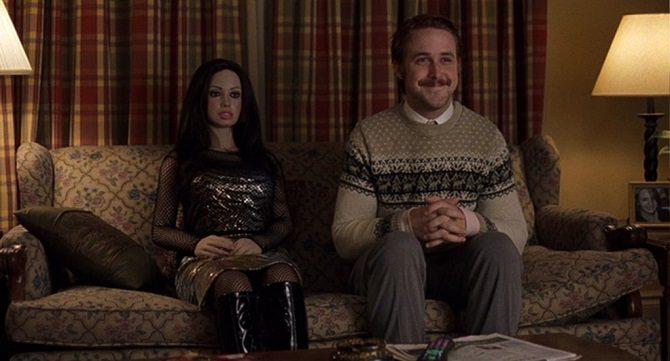 CinemaNet Lars y una chica de verdad