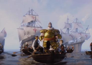 Crítica película Elcano y Magallanes escena