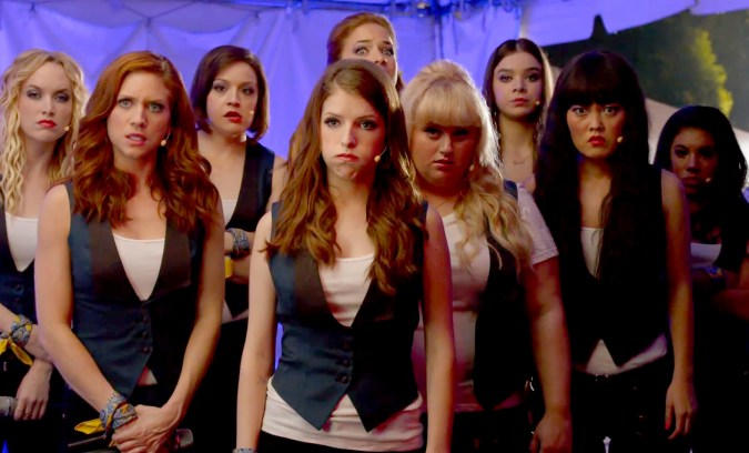 Pitch perfect 2 d'Elizabeth Bank