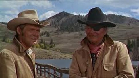 Image result for campbell and wayne in true grit
