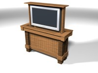 Outdoor Tv Cabinet | Casual Cottage
