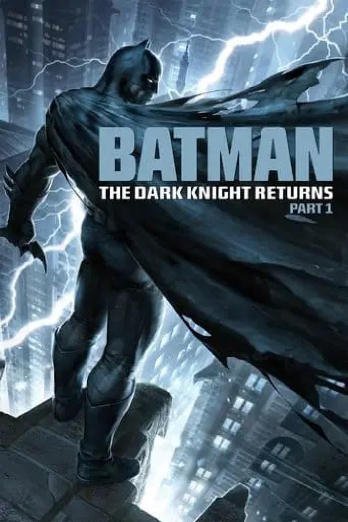 Batman: El regreso del Caballero Oscuro | 7 películas de animación de DC Comics que debes ver