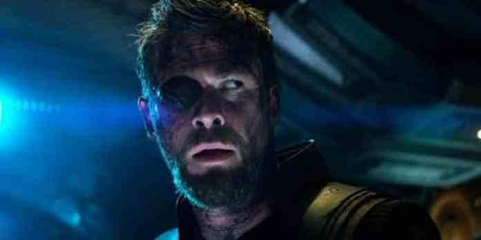 Thor in Avengers: Infinity War