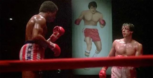 """Sylvester Stallone corrige el """"error"""" más famoso de Rocky (1976)"""