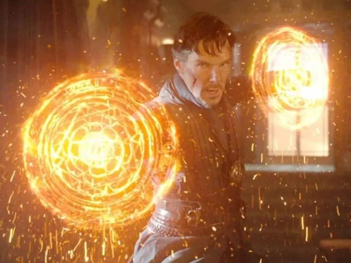 Benedict Cumberbatch in Doctor Strange 2: The Crew Arrives in London to Begin Filming