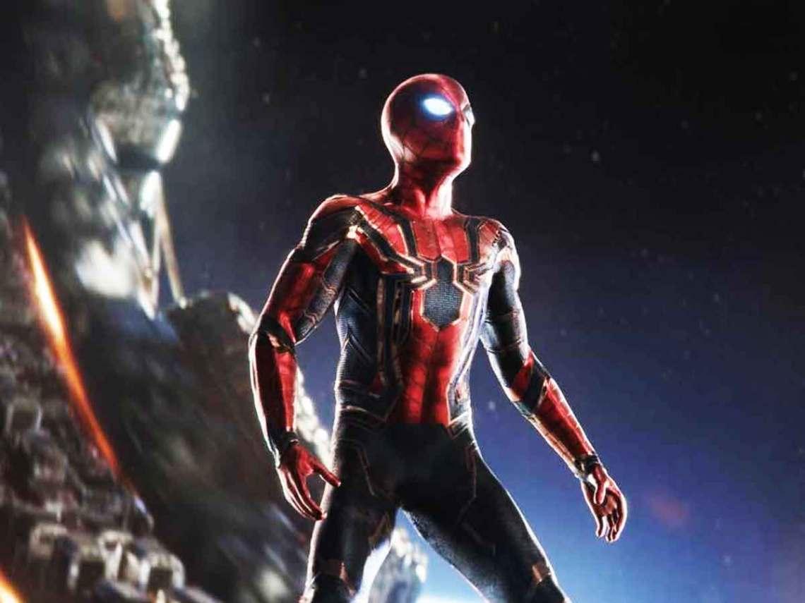 Spider-Man 3: Filtran imágenes de Peter Parker con un traje mo-cap