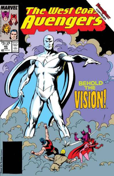wandavision episodio 8 visión blanco