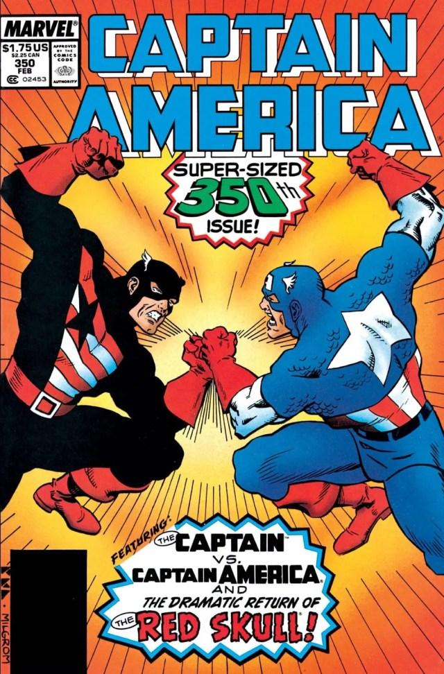 Captain America Vol 1 350