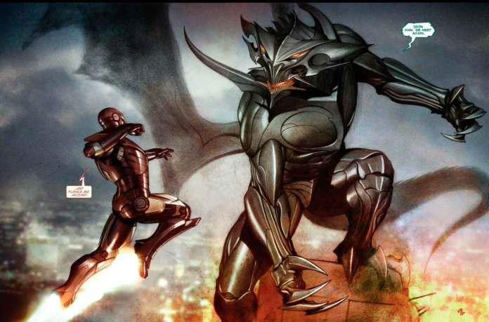 iron man long live las vegas comic