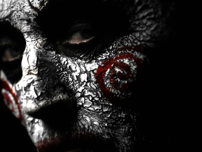 Bring your favorite horror character to life - Jigsaw