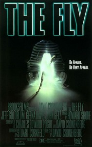 The Fly (1986) poster