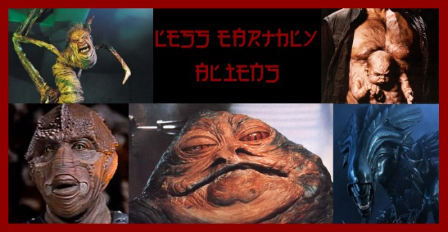 week 16 less earthy aliens
