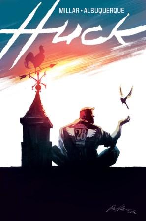 Best Comics of 2015: Huck