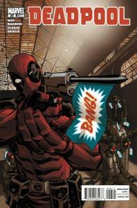 Deadpan of the Comics