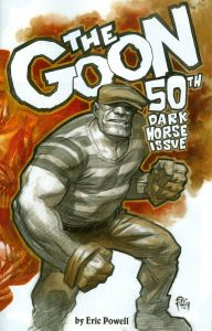 The Goon #50 cover