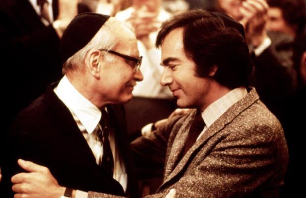 THE JAZZ SINGER, Laurence Olivier, Neil Diamond, 1980