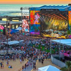 KAABOO: A Daily Schedule