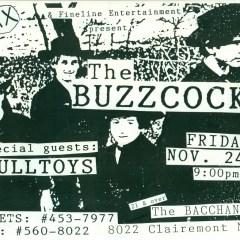 Bacchanal to Basics: Low Ceilings & Loud Music in '80s San Diego