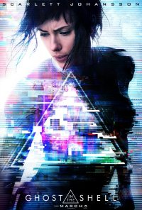 Ghost In The Shell - 2017 Poster