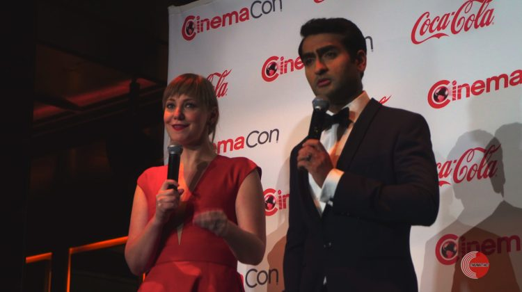 CINEMACON 2017 PRESS CONFERENCE: CELEBRITY SIGHTINGS